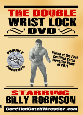 Cover of the Double Wrist Lock DVD