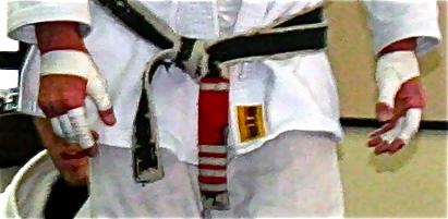 Worn Belt