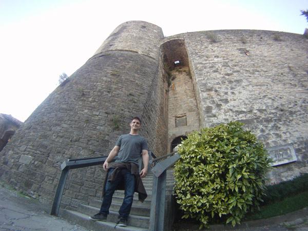 Bergamo-Walls