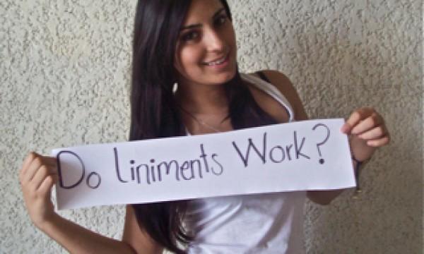 Do Liniments Work?