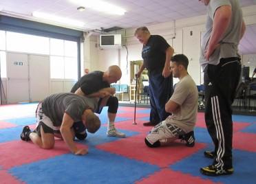 Billy Robinson European Catch Wrestling Tour 2013 U.K.