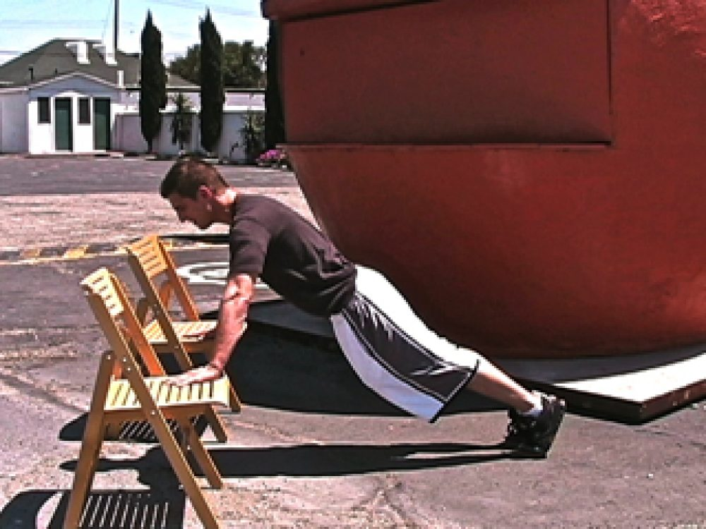 How to Juice Out More Push-Ups