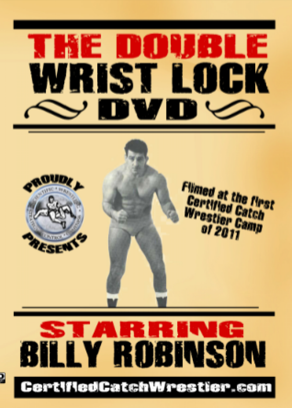 The Double Wrist Lock DVD