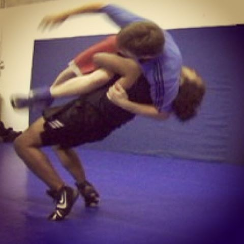 Catch Wrestling Take Down Counter
